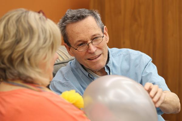 Can Mom & Dad Stay Together in Senior Living?